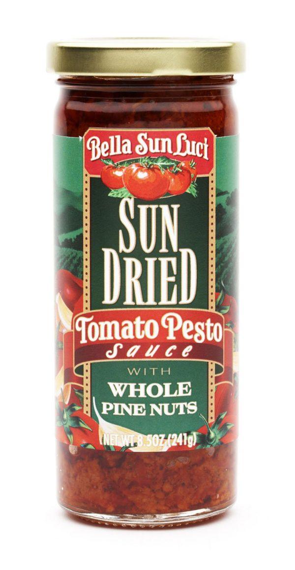 Bella Sun Luci Sun Dried Tomato Pesto with Pine Nuts