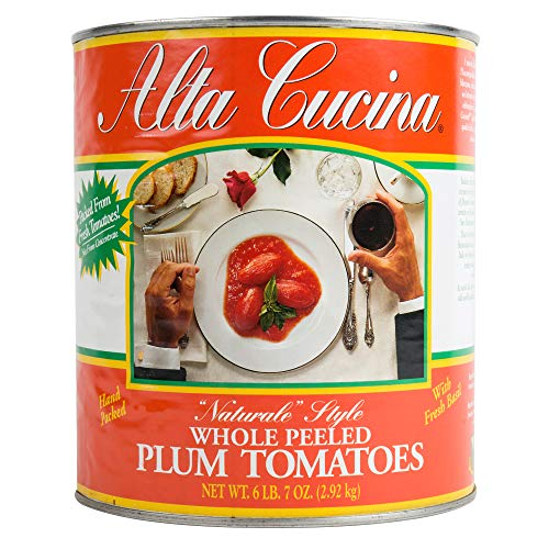 Alta Cucina-Naturale-Style Plum Tomatoes