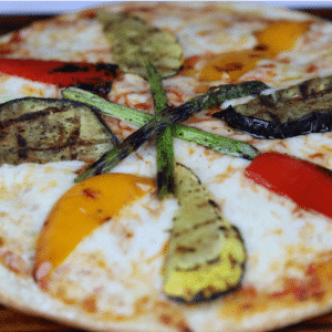 Pizza-Vegetali