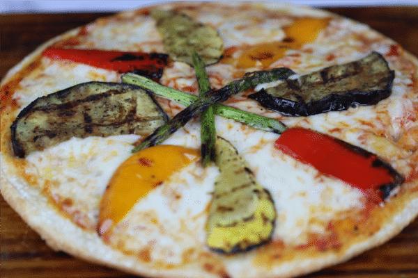 Pizza-Vegetali