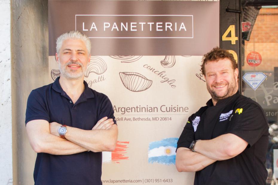 La Panetteria Owners
