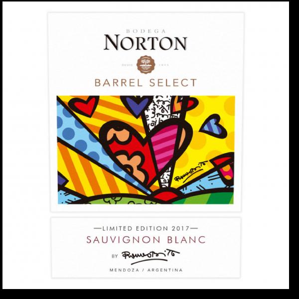 Norton Barrel Select Limited Edition