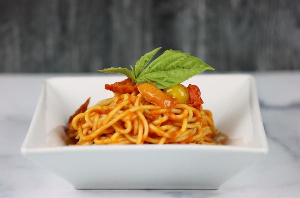 Side-Spaghetti Pomodoro